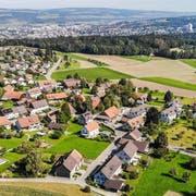 Seit Anfang 1998 gehört Gerlikon zu Frauenfeld. Mittlerweile zählt das Dorf auf der Anhöhe oberhalb der Stadt rund 500 Einwohner. (Bild: Reto Martin)