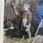 Hermann Eggmann als Kind (Bild: PD)