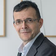 Markus Buschor, Schuldirektor Stadt St.Gallen (Bild: Michel Canonica)