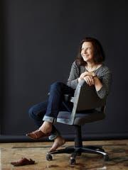 «Ich wollte die Geschichte aus Sicht der Frauen erzählen» - Autorin Johanna Lier über ihren Roman. (Bild: Mara Truog)