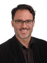 Reto Fanger, kantonaler Datenschutzbeauftragter (Bild PD)