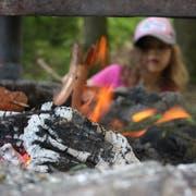 Grillieren sollte man derzeit nur an offiziellen Feuerstellen. (Bild: pd)