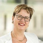 Edith Graf-Litscher, Präsident der nationalrätlichen Verkehrskommission und Gewerkschaftssekretärin beim SEV, der Gewerkschaft des Verkehrspersonals. (Bild: Reto Martin)