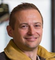 Tom Widmer, Einsatzleiter der Feuerwehr Wil. (Bild: PD)