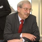 Heinz Christen, Stadtammann und Stadtpräsident, von 1981 bis 2004. (Bild: TZ-Archiv - 24. Dezember 2010)