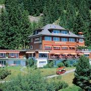 Das Hotel Bergsonne auf der Rigi. (Bild: PD)