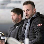 Trainer Stephan Mair und der HCT sammeln heuer schon früh in der Saison Punkte. (Bild: Mario Gaccioli, Weinfelden, 10. September 2019)