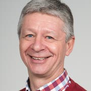 Hans Mäder, Gemeindepräsident Eschlikon