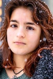 Miriam Rizvi, Kollektiv Klimastreik Ostschweiz. (Bild: Urs Bucher)