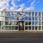 Hauptsitz von Emmi in Luzern. (Bild: PD)