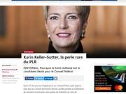 (Bild: Screenshot «Le Temps»)