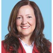 Christina Bürgi Dellsperger kandidiert für den Nationalrat (Bild: PD)