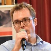 Philipp Mattle, Emch+Berger AG (Bild: Urs M. Hemm)
