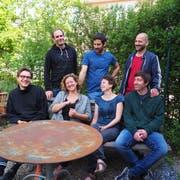 Das Kernteam des Kulting-Festivals freut sich auf den Anlass nächstes Wochenende. (Bild: PD)
