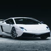 Ein Lamborghini Gallardo war das Prunkstück des inzwischen konkursiten Unternehmens in Sirnach. (Symbolbild: PD)