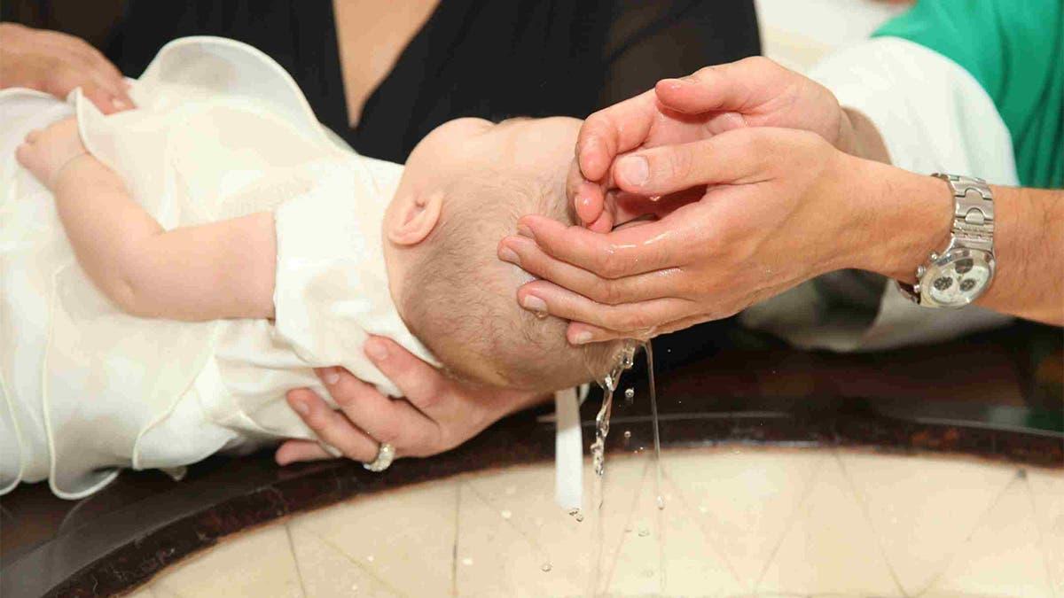 Warum Kind Taufen