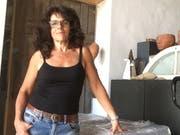 Natalia Kaya-Zwissler hat eine Keramikwerkstatt im Brandareal. (Bild: PD)