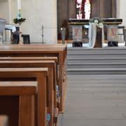 Welche Funktionen wird die Kirche – im Bild ein Blick in die katholische Kirche in Henau – in Zukunft bieten? (Bild: Tobias Söldi)