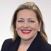 Regierungsrätin Heidi Z'graggen. (Bild: PD)