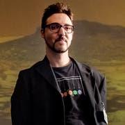 Marc Horat ist Astrophysiker und Leiter des Planetariums im Verkehrshaus Luzern. (Bild: Boris Bürgisser, 12. Juni 2018)