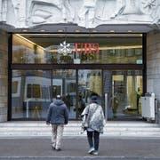 Der UBS-Hauptsitz am Zürcher Paradeplatz. Bild: Melanie Duchene/Keystone (Zürich, 7. Januar 2019)