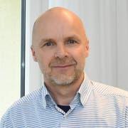 Roman Strübi, Heimleiter Seniorenzentrum Neckertal. (Bild: Urs M. Hemm, 06.02.2019)