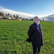 Hans Peter Pfister, Einwohner von Eich. (Bild: Nadia Schärli, 28. November 2016)