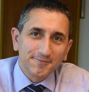 Alois Gunzenreiner, Gemeindepräsident Wattwil. (Bild: Urs M. Hemm)