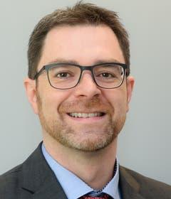 Markus Tedesco, leitender Arzt beim Kinder- und Jugendpsychiatrischen Dienst Weinfelden. (Bild: PD)