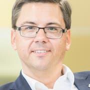 FDP-Gemeinderat Alexander Salzmann. (Bild: Thi My Lien Nguyen)