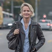 Die neue Luzerner Ständerätin Andrea Gmür (CVP, 55) ist Stadtluzernerin. (Bild: Pius Amrein, 23. Oktober 2019)