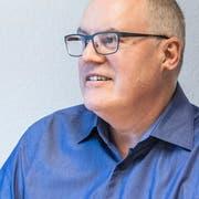 Willi Hartmann, Gemeindepräsident von Raperswilen, tritt nicht mehr zur Gesamterneuerungswahl an. (Bild: Andrea Stalder)