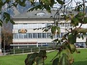 Das EWO-Hauptgebäude in Kerns. (Bild: PD)