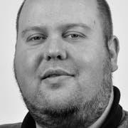 Mathias Frei, Redaktion Thurgauer Zeitung, Frauenfeld