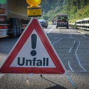 Auffallend häufig kam es im vergangenen Jahr gemäss Kantonspolizei auf den Strassen in der Region Wil zu Selbst- und Auffahrunfällen. Bild: PD