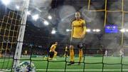 YB stolperte in den Champions-League-Playoffs über Belgrad – können Fabian Lustenberger und Co. in der Europa League punkten? (Bild: Urs Lindt/freshfocus)