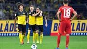 Borussia Dortmund bietet sich die Chance, Bayerns Vorherrschaft zu beenden. (Bild: KEYSTONE)