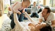 Bei den Kinderabzügen geht es vor allem um gesellschaftspolitische Fragen. Bild: Plainpicture (Bild: plainpicture/Mikesch)