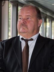 Felix Müri, Präsident des Dachverbands der medizinischen Masseure. (Bild: Eveline Beerkircher)