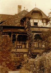 Das Haus in Wernigerode. (Bild: PD)
