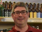 Christof Widmer, Geschäftsinhaber Widmer Bierspezialitäten