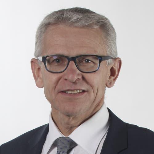 Luzerner Nationalrat Leo Müller, seit 2011, CVP, wiedergewählt