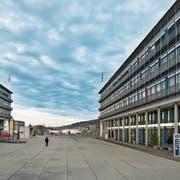 Im D4 Business Village in Root sind viele Firmen – und somit wichtige Steuerzahler – beheimatet. (Bild: Dominik Wunderli (Root, 9. Januar 2014))