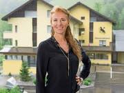 Darja Christen: 2016 in den Gemeinderat gewählt, nun zieht sie in den Kanton Luzern. (Bild: Corinne Glanzmann (Wolfenschiessen, 31. Mai 2016))
