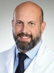 Dr. med. Mark Meier.