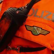 Die Kantonspolizei Thurgau musste in der Nacht zum Sonntag zu einem Brand ausrücken. Die Polizei geht von Brandstiftung aus. (Bild: PD)