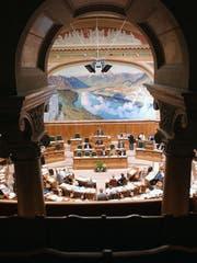 Das Bundesparlament. (Bild: KEY)