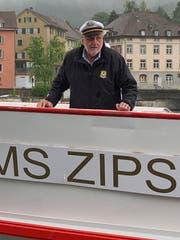 Kapitän Zipsin.