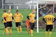 Der FC Wattwil Bunt benötigt dringend Punkte im Abstiegskampf, damit man am Ende der Saison nicht in die Röhre guckt. (Bild: Beat Lanzendorfer)