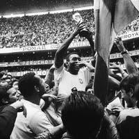 Heute Freitag wird Pelé 80 Jahre alt: Der König geht am Stock